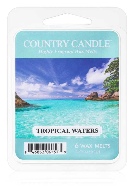 Country Candle Tropical Waters