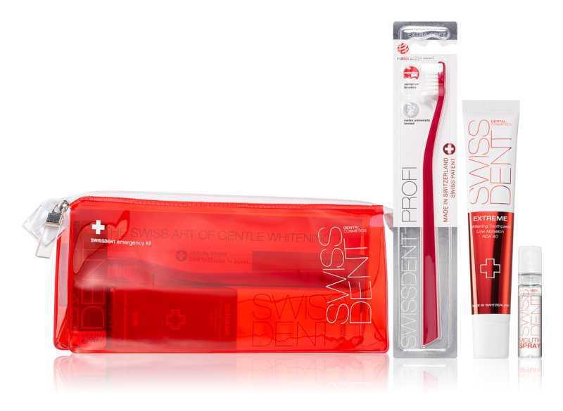 Swissdent Emergency Kit RED