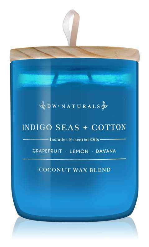 DW Home Indigo Seas + Cotton