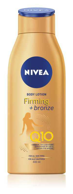 Nivea Q10 Firming + Bronze