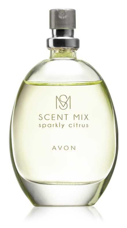 Avon Scent Mix Sparkly Citrus