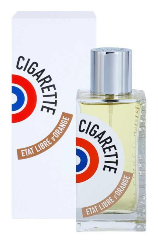 Etat Libre d'Orange Jasmin et Cigarette woody perfumes