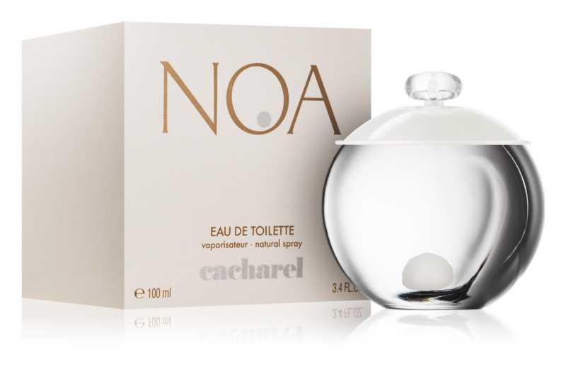Cacharel Noa woody perfumes