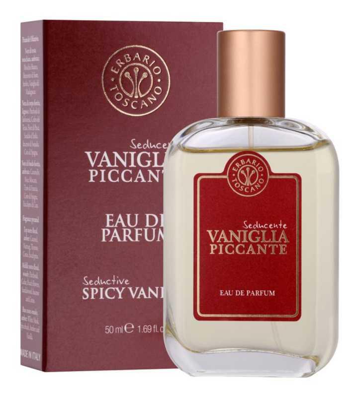 Erbario Toscano Spicy Vanilla women's perfumes