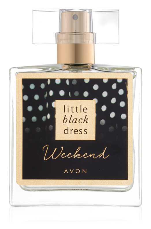 Avon Little Black Dress Weekend