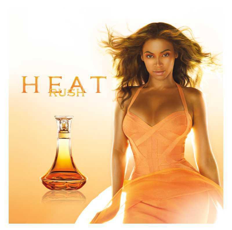 Beyoncé Heat Rush women's perfumes
