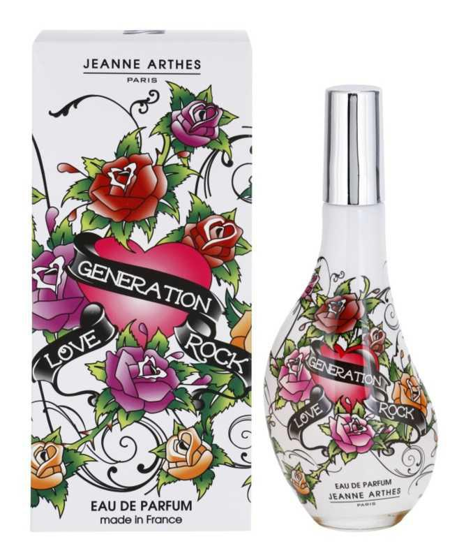 Jeanne Arthes Love Generation Rock
