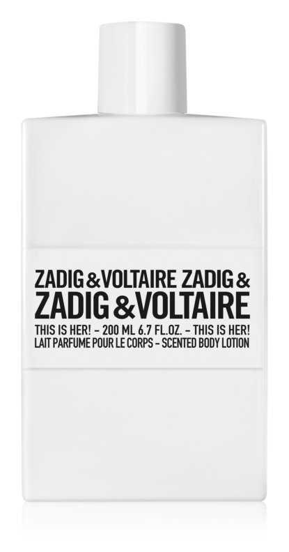 Zadig & Voltaire This is Her! women's perfumes