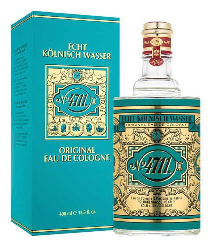 4711 Original woody perfumes