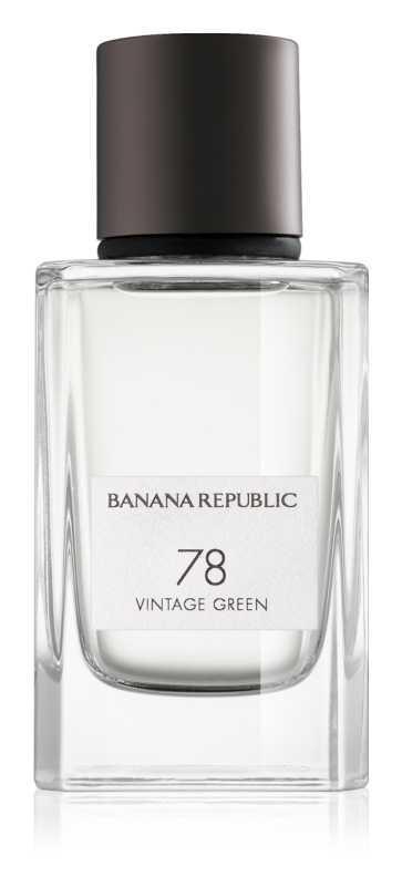 Banana Republic Icon Collection 78 Vintage Green