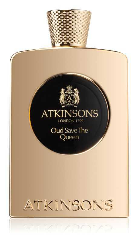 Atkinsons Oud Save The Queen women's perfumes