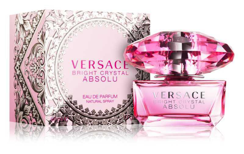 Versace Bright Crystal Absolu women's perfumes