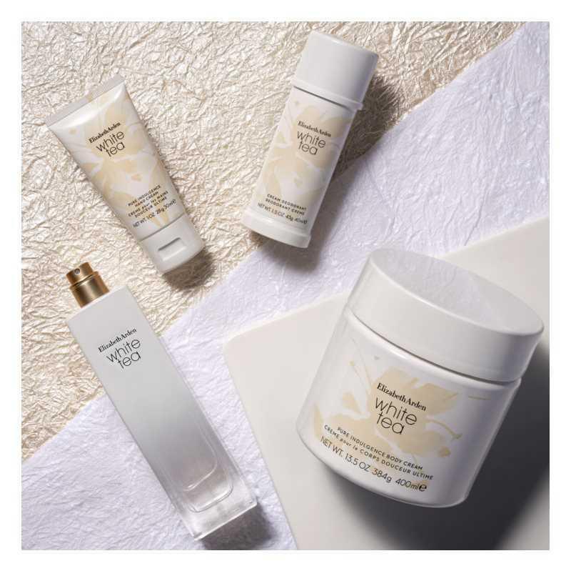 Elizabeth Arden White Tea Pure Indulgence Body Cream women's perfumes