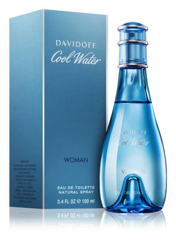 Davidoff Cool Water Woman water