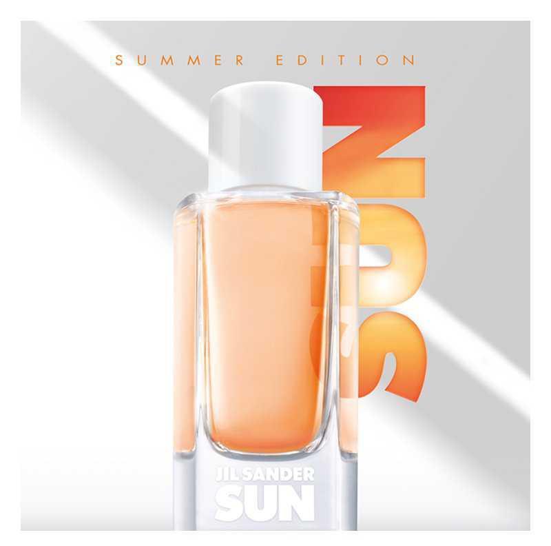 Jil Sander Sun Summer Edition 2019 women's perfumes