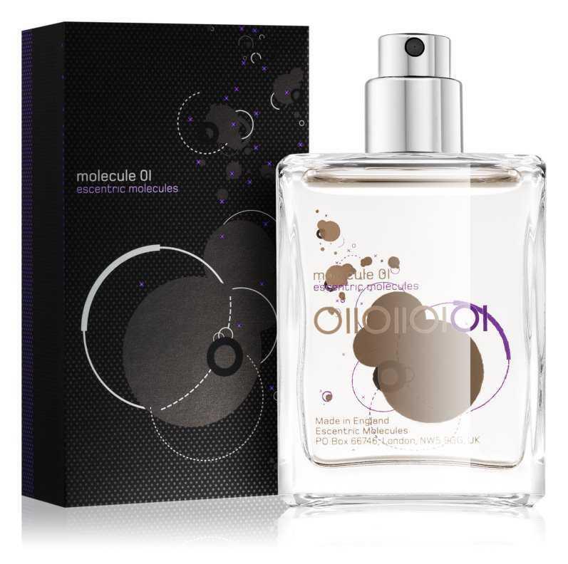 Escentric Molecules Molecule 01 woody perfumes