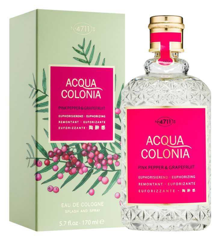 4711 Acqua Colonia Pink Pepper & Grapefruit women's perfumes
