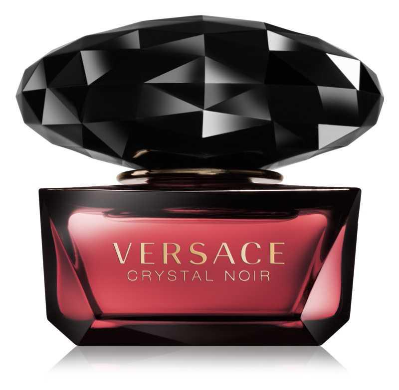 Versace Crystal Noir women's perfumes
