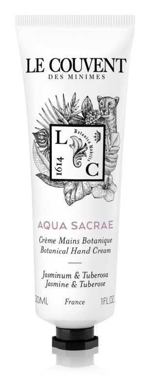 Le Couvent Maison de Parfum Botaniques  Aqua Sacrae
