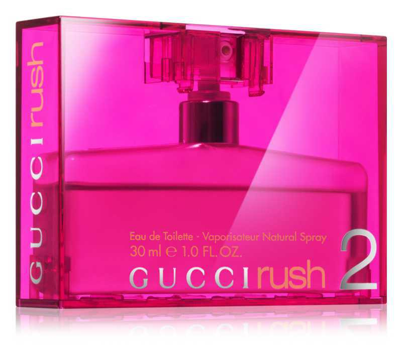 Gucci Rush 2 woody perfumes
