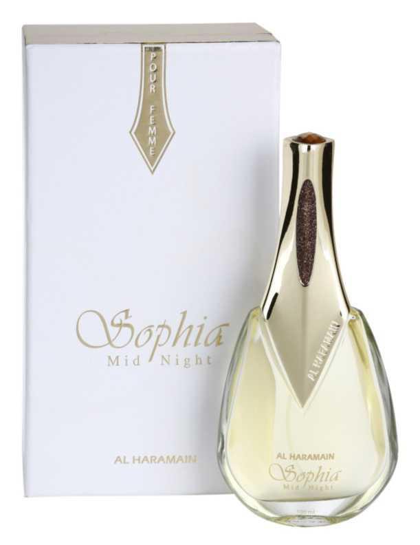 Al Haramain Sophia Midnight floral