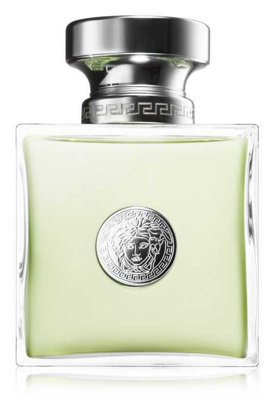 Versace Versense woody perfumes