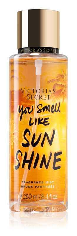 Victoria's Secret You Smell Like Sunshine