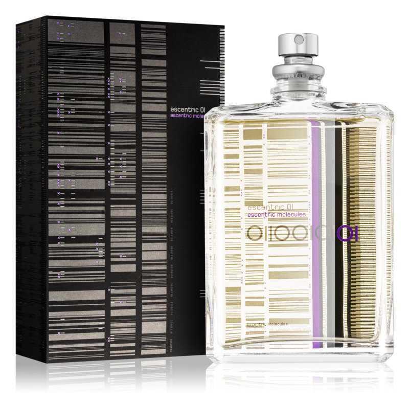 Escentric Molecules Escentric 01 woody perfumes