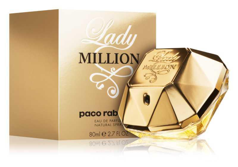 Paco Rabanne Lady Million women's perfumes