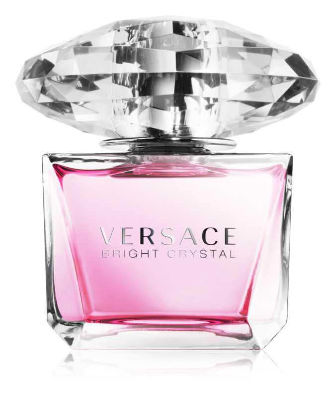 Versace Bright Crystal women's perfumes