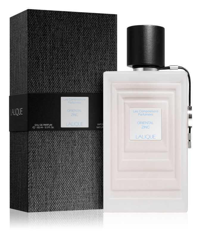 Lalique Les Compositions Parfumées Oriental Zinc women's perfumes