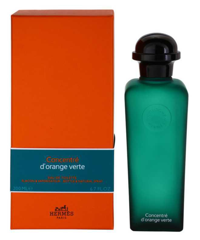 Hermès Concentré d'Orange Verte