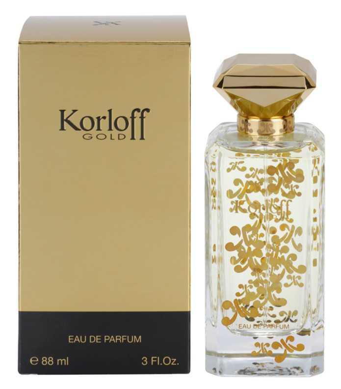 Korloff Gold women's perfumes