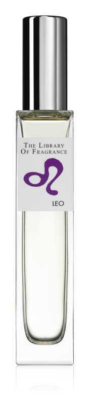 The Library of Fragrance Zodiac Collection Leo