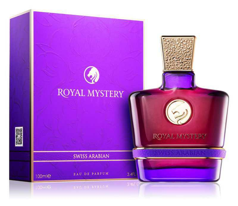 Swiss Arabian Royal Mystery women's perfumes