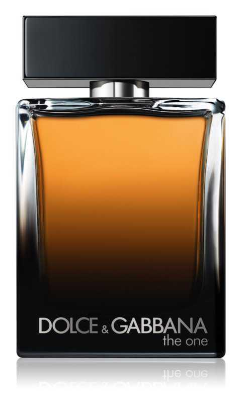 Dolce & Gabbana The One for Men ambergris perfumes