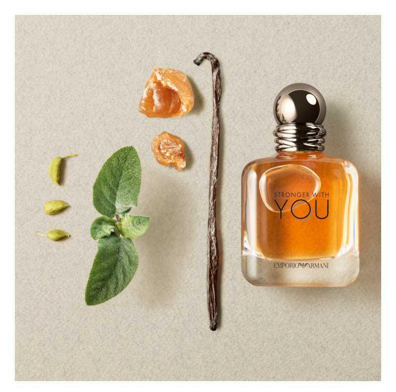 Armani Emporio Stronger With You luxury cosmetics and perfumes