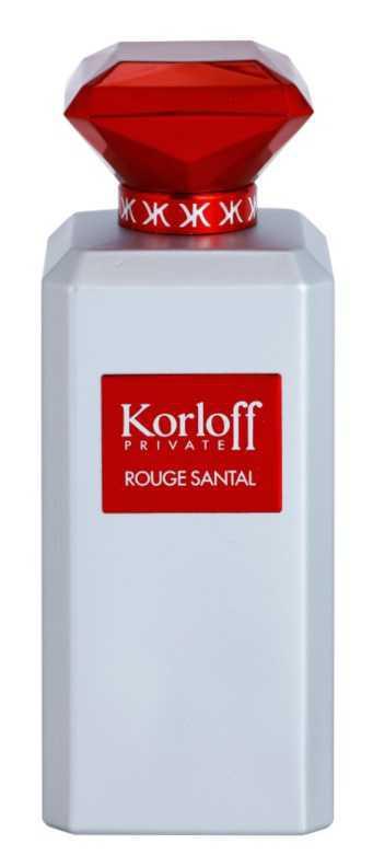 Korloff Korloff Private Rouge Santal