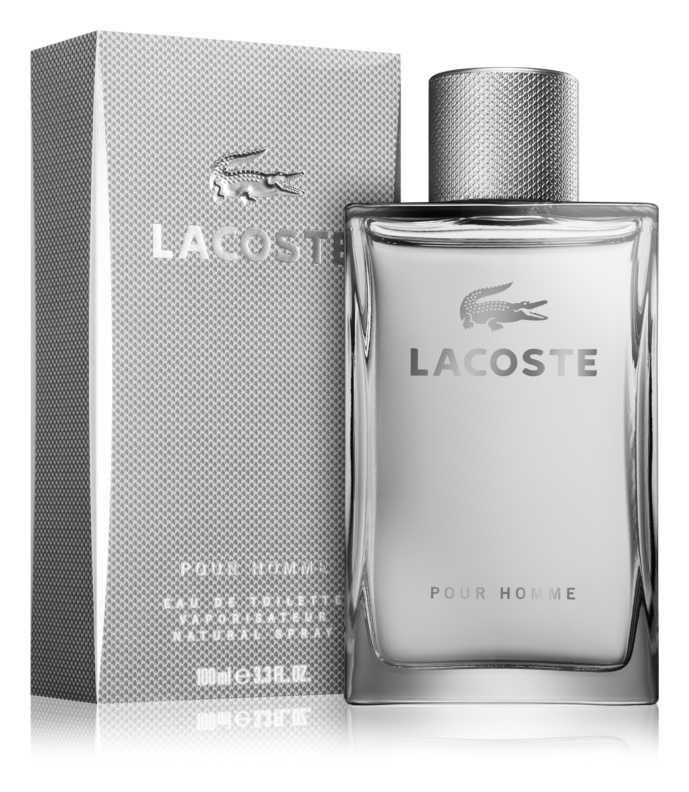 Lacoste Pour Homme woody perfumes