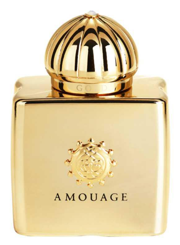 Amouage Gold women's perfumes