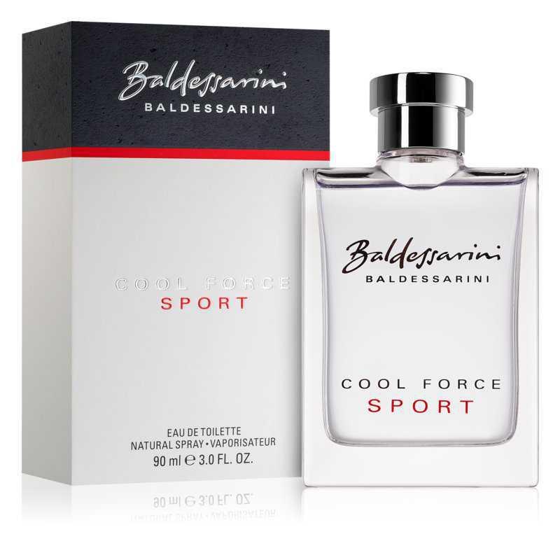 Baldessarini Cool Force Sport woody perfumes