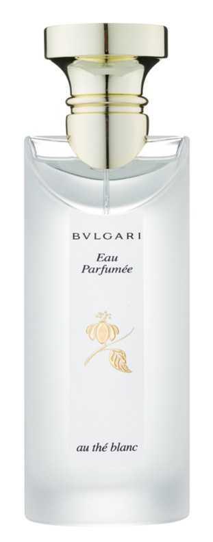 Bvlgari Eau Parfumée au Thé Blanc woody perfumes