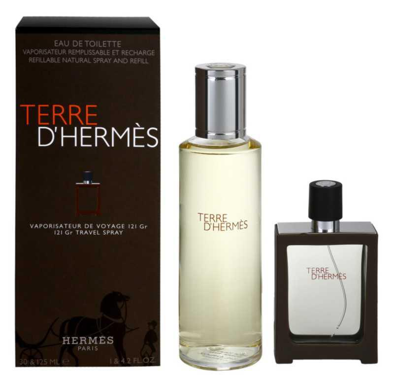 Hermès Terre d'Hermès woody perfumes