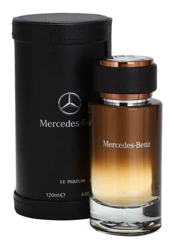 Mercedes-Benz Mercedes Benz Le Parfum woody perfumes