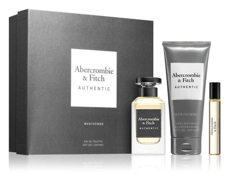 Abercrombie & Fitch Authentic for men
