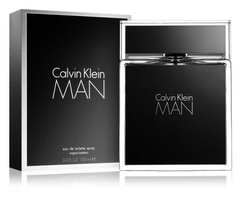 Calvin Klein Man woody perfumes