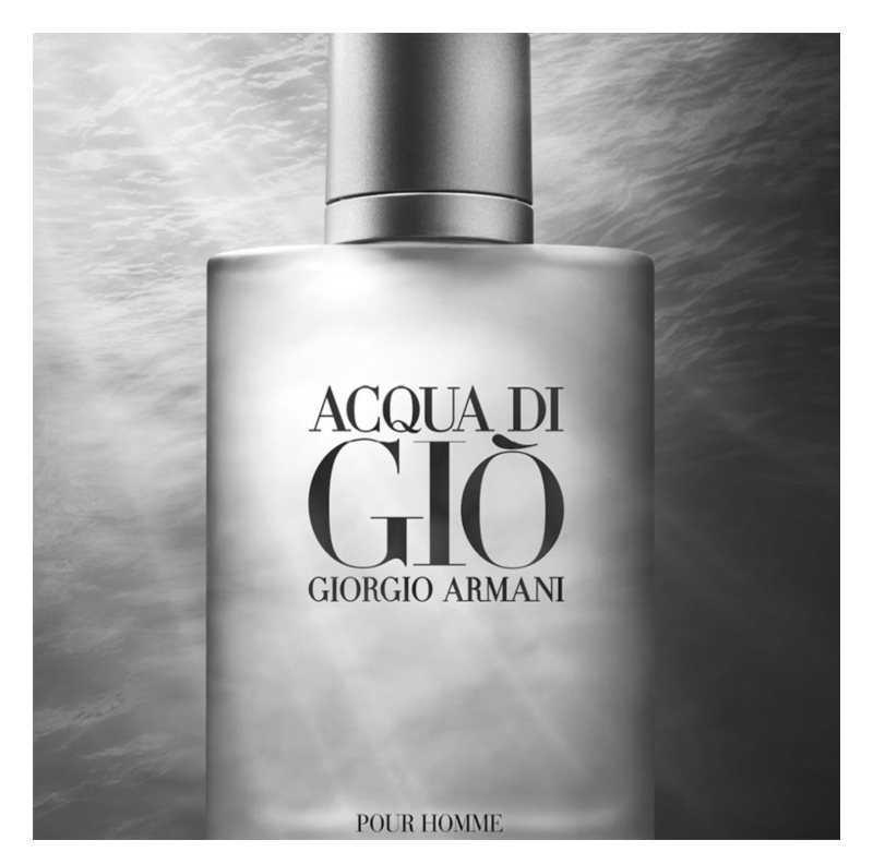 Armani Acqua di Giò Pour Homme luxury cosmetics and perfumes