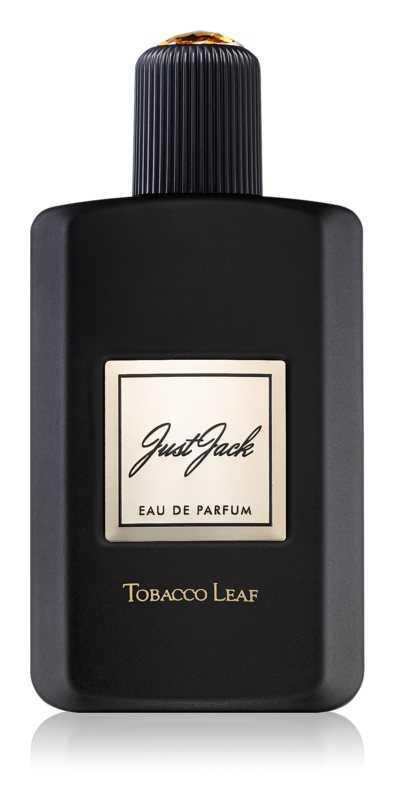 Just Jack Tobacco Leaf woody perfumes