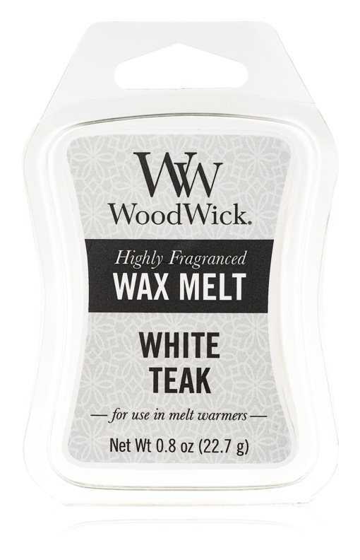 Woodwick White Teak