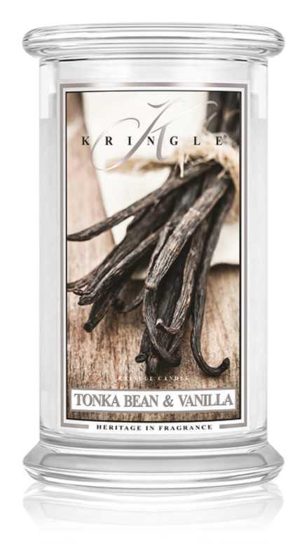Kringle Candle Tonka Bean & Vanilla